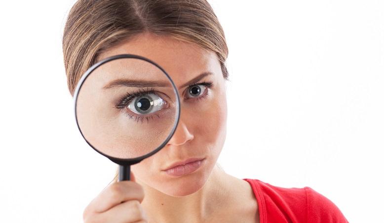 Stil skarpt på, hvad der er det vigtigst i din tekst. Find ind til fokus!